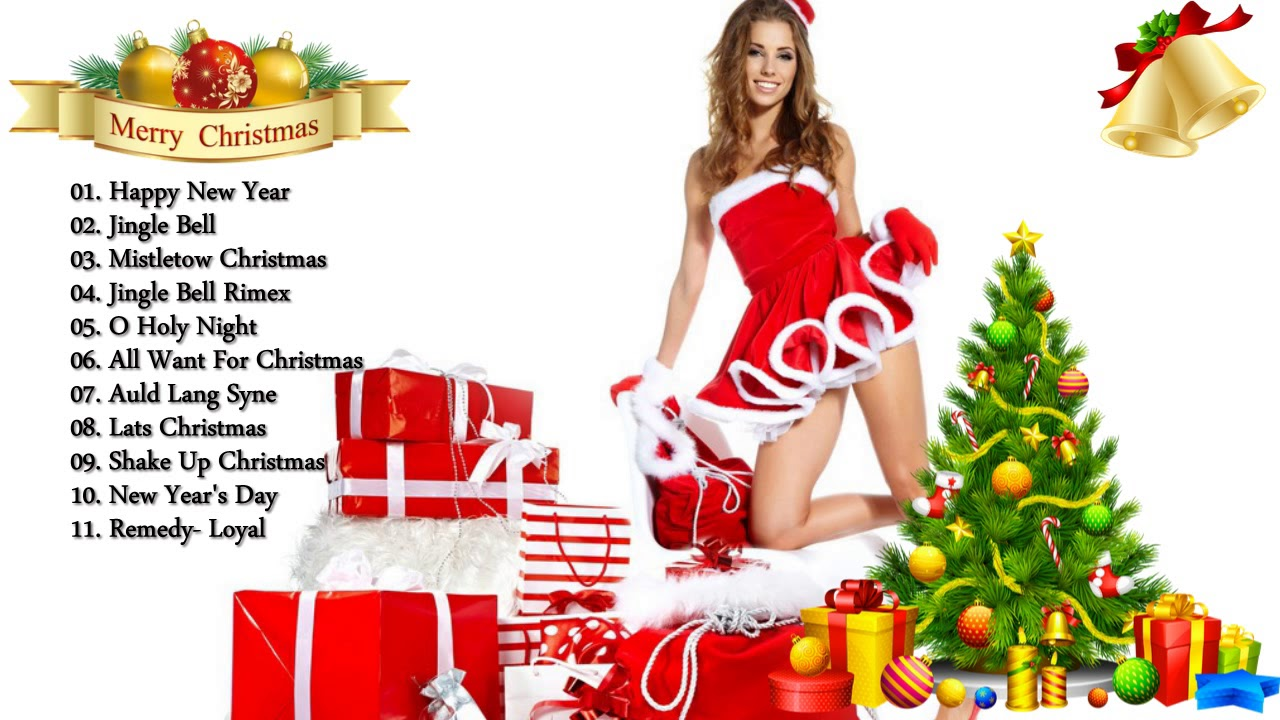 Top 100 Merry Christmas Songs 2018 - Christmas Songs Collection ...