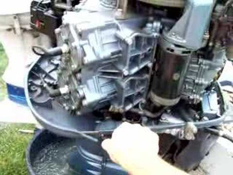 how to fix outboard motors