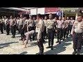 WADUHHH Dihukum Push Up Polisi Ini Tidak Kuat