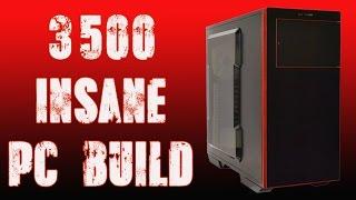 INSANE £3500 PC BUILD! - March 2016