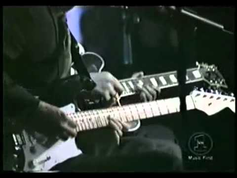 Eric Clapton & B.B King - The Thrill Is Gone - live at The White House