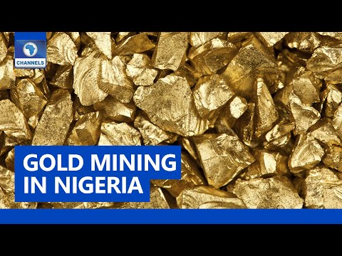 Gold Mining: Two Refineries Near Completion In Ogun And Abuja
