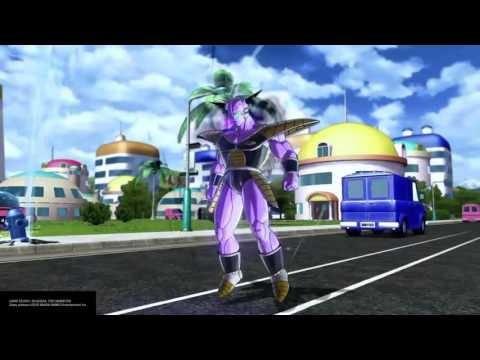 Dragon Ball Xenoverse 2 Galactic Patrol, Away!