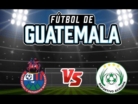 Resumen final: Municipal vs Achuapa