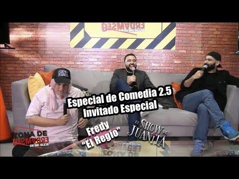 Mike Salazar - ZONA DE DESMADRE Ep.5 Temp.2