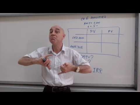 Financial Management - Lecture 17 HD
