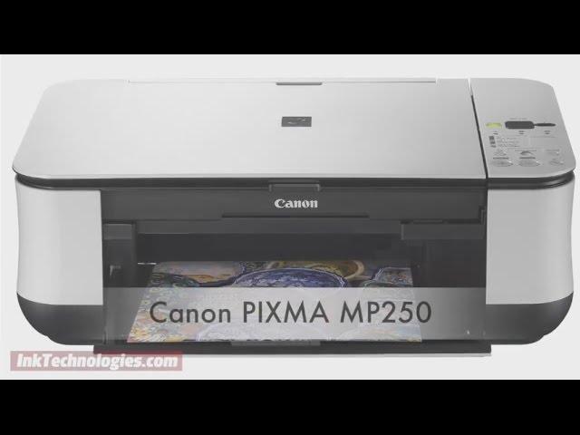 canon mp250 series printer driver free download