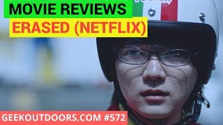 Erased Review (Netflix) | Boku dake ga Inai Machi #Geekoutdoors.com EP572