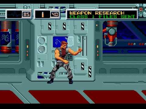 Mega Drive Longplay [452] X-Perts