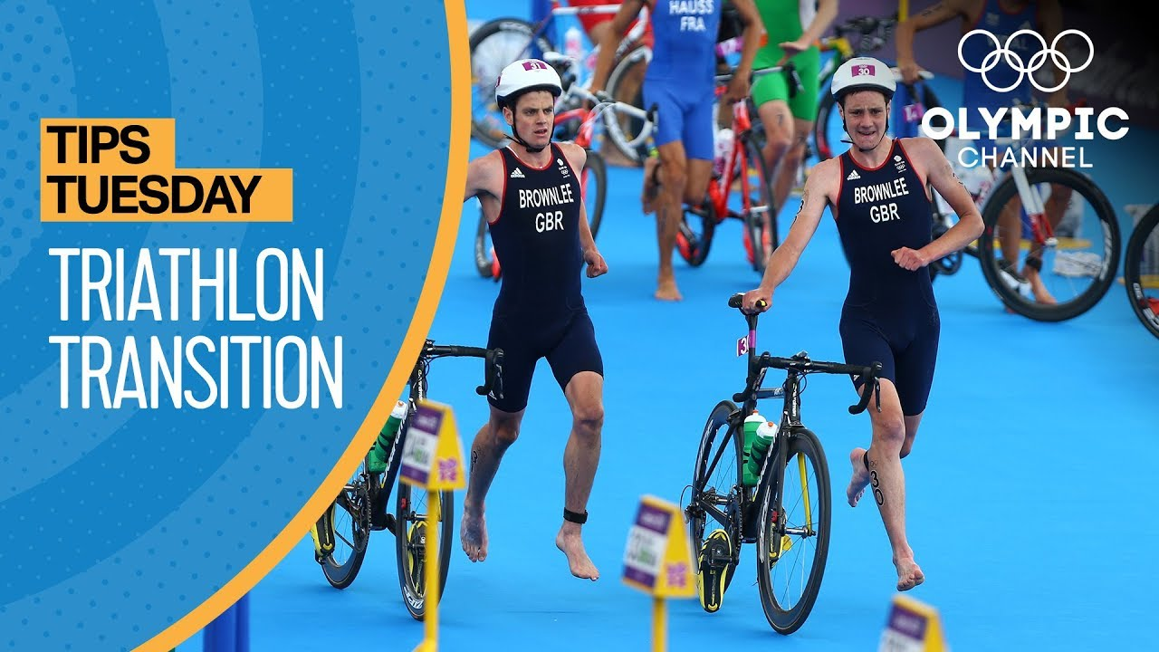how to transition to the bike in triathlon ft nicola spirig