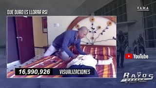 YA CASI 43 MILLÓNES DE VISTAS / QUE DURO ES LLORAR ASÍ-Los Rayos de Oaxaca