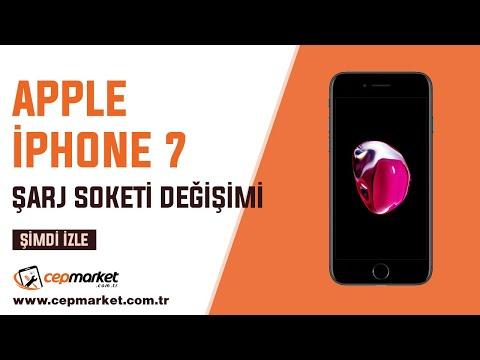 IPhone 7 Şarj Soketi, Şarj Etmiyor Şarj Olmuyor, IPhone Şarj Sorunu Ne Yapmalıyım ?