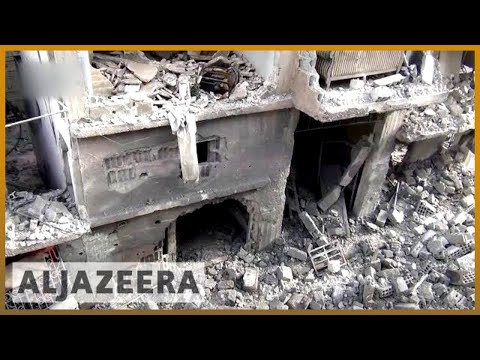 🇸🇾 Syria's war: Eastern Ghouta ceasefire violations kill two | Al Jazeera English
