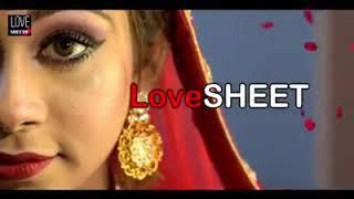 Me ishq uska | zee studios | love sheet