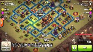 #Clash of Clans ~RH10 maxed out~