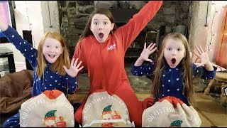 CHRISTMAS EVE SPECIAL - SHOCK REACTIONS TO UNEXPECTED SECRET SANTA GIFTS!