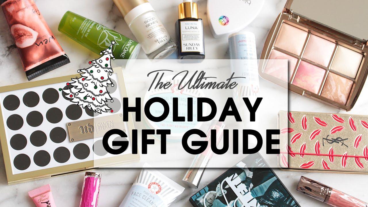HOLIDAY | Beauty Gift Guide + Stocking Stuffer Ideas  sc 1 st  YouTube & HOLIDAY | Beauty Gift Guide + Stocking Stuffer Ideas - YouTube