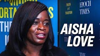 America Is Fighting A Spiritual War - Aisha Love at #CPAC2019
