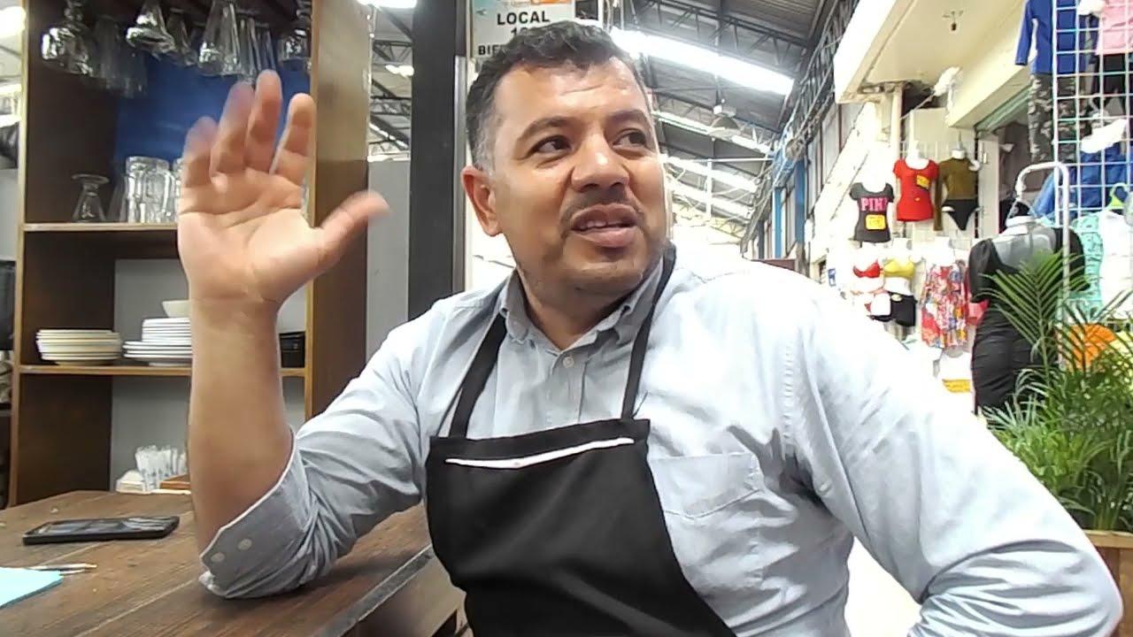"""""""El mercado ha sido como mi casa"""", Alfredo Mireles"""