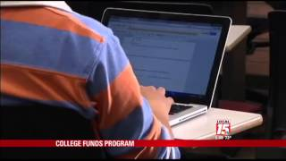 Young Boozer Talks College Fund Programs