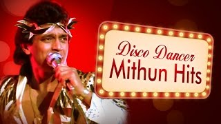 Mithun Chakraborty Disco Dancer Song - Bollywood Superhit Party Songs