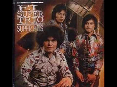 El Super Trio 25 Rosas