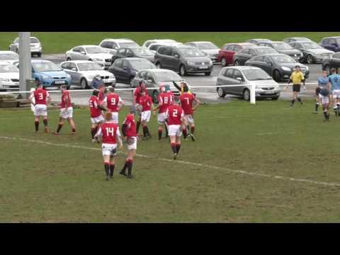 James Maddrell - North of England u18s vs Midlands u18s