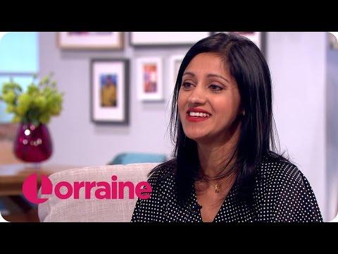 Manjinder Virk On Her Role In Midsomer Murders | Lorraine