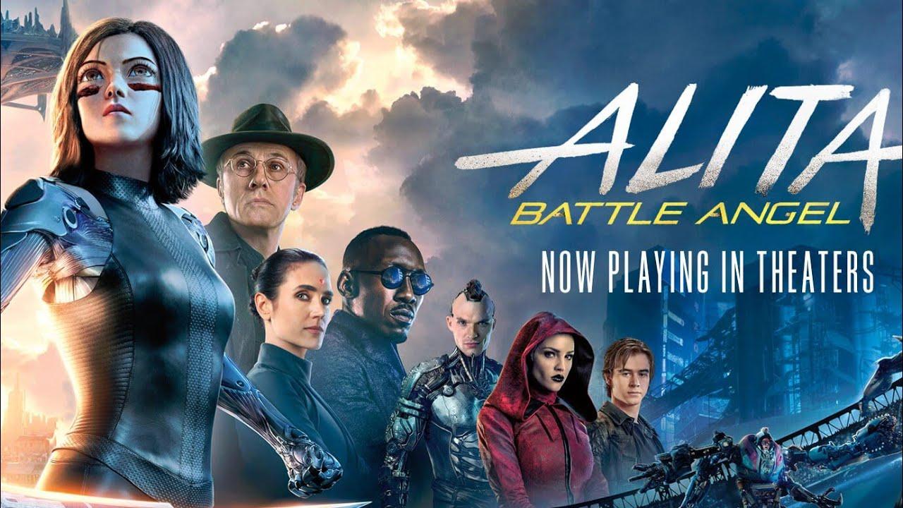 Alita Battle Angel Download