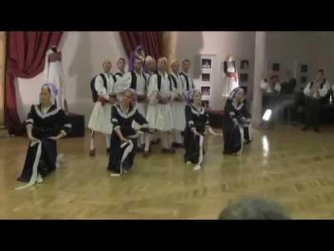 Tirana State Ensemble performing 3