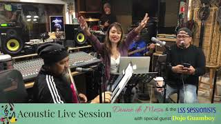 Acousic Live Session with special guest, Dojo Guamboy! 11.8.19