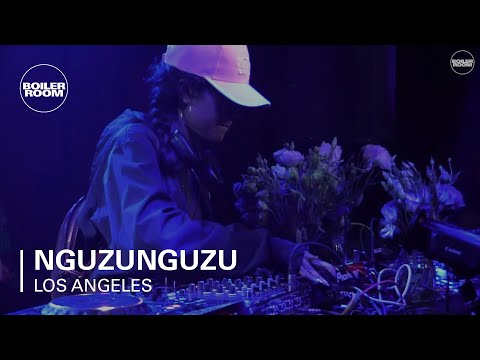 Nguzunguzu Boiler Room Los Angeles DJ Set