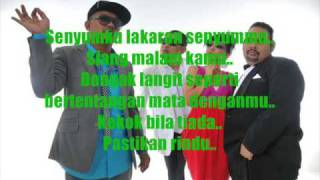 The Fabulous Cats - Lepas (full Song + Lirik)