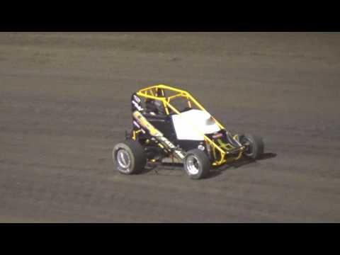 Skagit Speedway, Dirt Cup 2017, Night 2, Northwest Focus Midgets Series A-Main