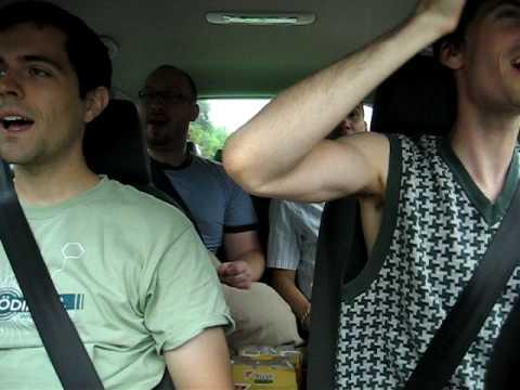 Gays In A Car In North Carolina!