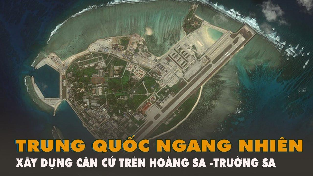 Trung Quốc ngang ngược lập chính quyền quản lý Hoàng Sa, Trường Sa của Việt Nam