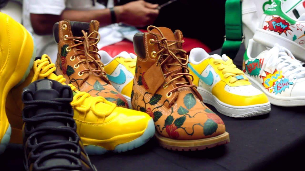 la meilleure attitude 34b6d e7d8f WOJA + ACTU - Son of Sneakers Festival