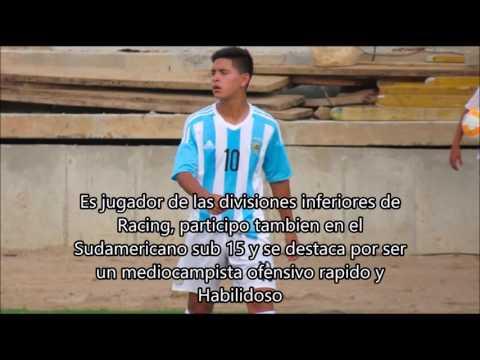 LAS FUTURAS ESTRELLAS DEL FUTBOL ARGENTINO | SUB 20 | Fran Boca Juniors