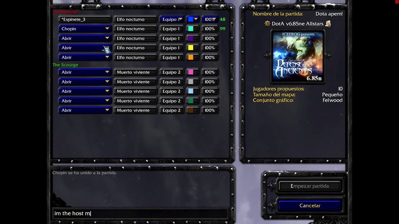 Warcraft III - Reborn with the new update! 1.30.2