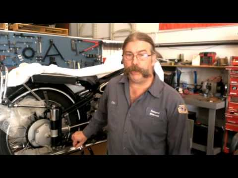 Rennsport Motorrad | Tom High | Florida BMW Motorcycle Restoration & Service