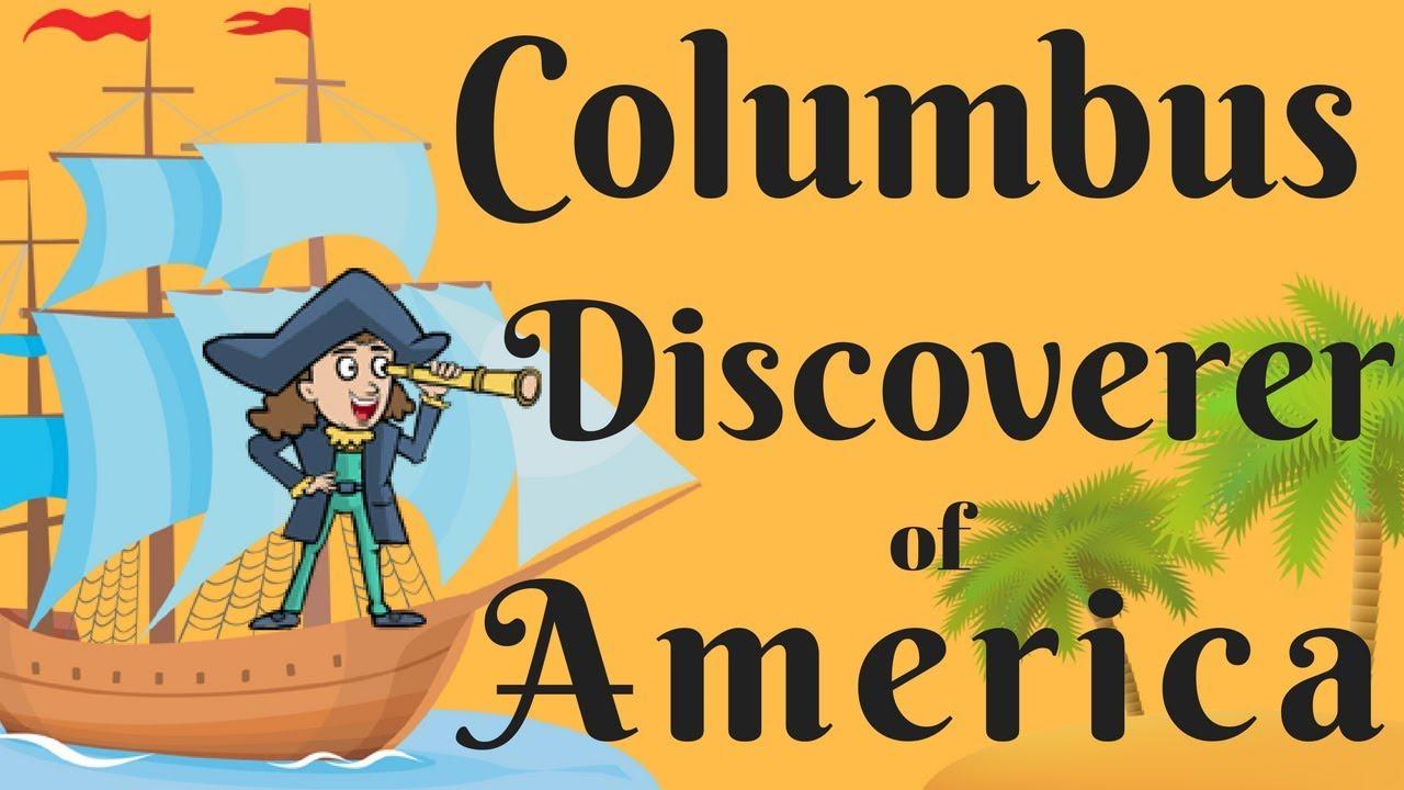 columbus discoverer of america christopher columbus christopher columbus voyage to a new world [ 1280 x 720 Pixel ]
