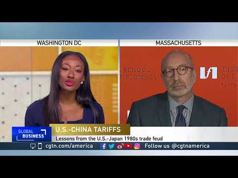 Michael Klein on how US-Japan trade relations compares to today's trade tensions