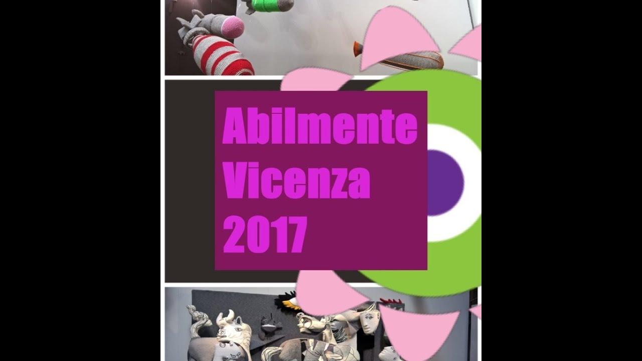ABILMENTE FIERA VICENZA PRIMAVERA (marzo 2017) haul acquisti