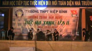 Beatronic teamZ Ước Mơ Xanh Lần II