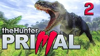 theHunter Primal #2 Keine Dinos aber Kisten Der Dino Jagd Simulator deutsch HD german