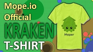 MOPE.IO OFFICIAL KRAKEN T-SHIRT LIMITED EDITION