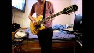 Interpol - Safe Without (guitar cover)