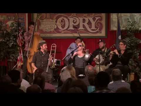 Shotgun Jazz Band - Live at the Abita Springs Opry