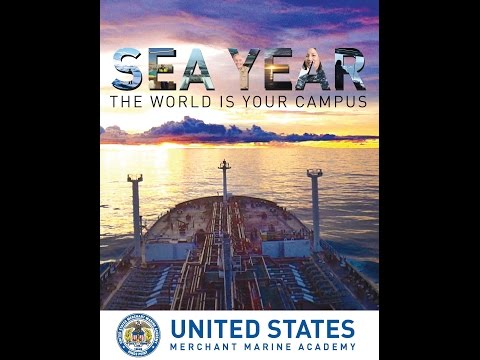 USMMA Sea Year Video