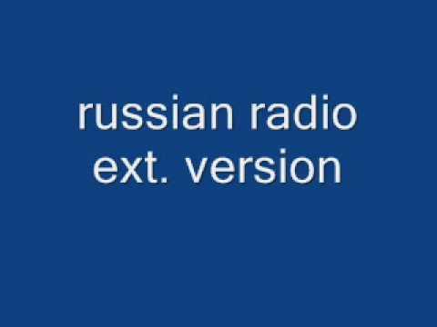 russian radio - red flag